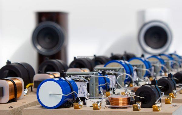 Fyne Audio F1-10 hangfal keresztváltó
