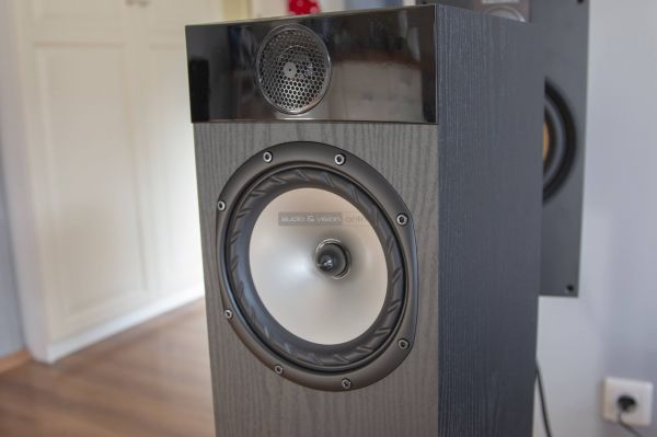 Fyne Audio F302 hangfal hangszóró