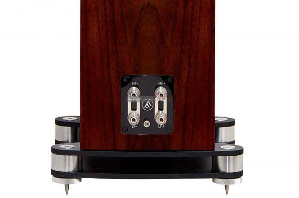 Fyne Audio F501SP hangfal csatlakozó