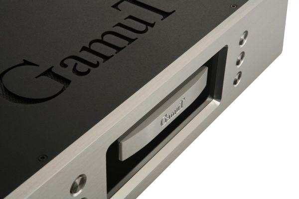 GamuT CD3 CD-lejátszó