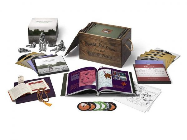 George Harrison All Things Must Pass 50th Anniversary Uber Deluxe Edition