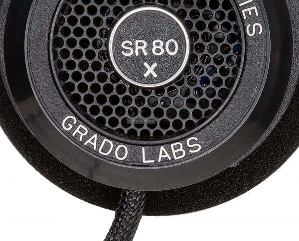 Grado SR80x fejhallgató