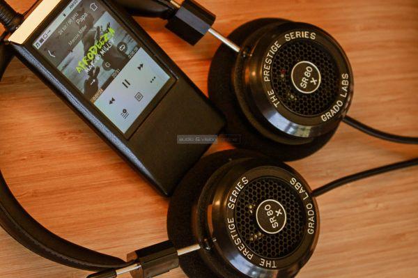 Grado SR80x fejhallgató teszt
