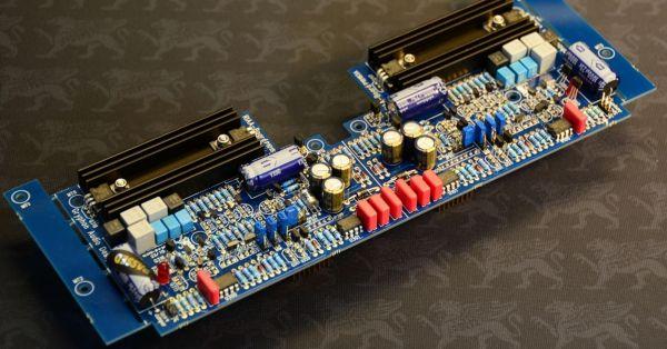 Gryphon Audio Diablo 120 sztereó erősítő phono modul