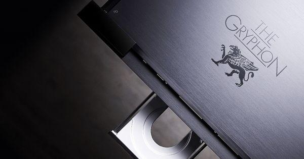 Gryphon Audio Scorpio CD-lejátszó