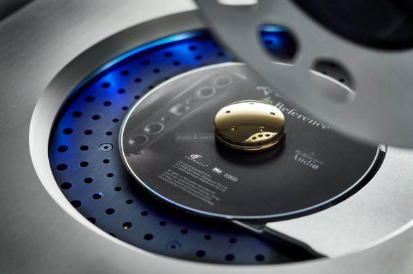 Gryphon Ethos CD-lejátszó