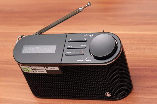 Hama DR15 DAB rádió