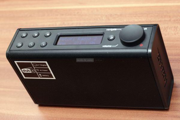 Hama DR7 DAB rádió