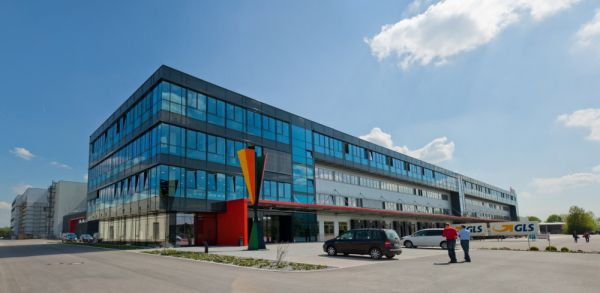 Az új Hama központ