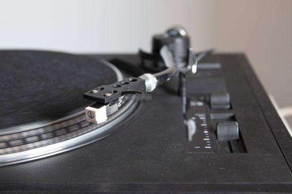 Hama TT3000RBT lemezjátszó Audio Technika hangszedő