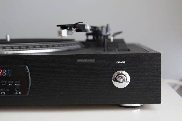 Hama TT3000RBT lemezjátszó