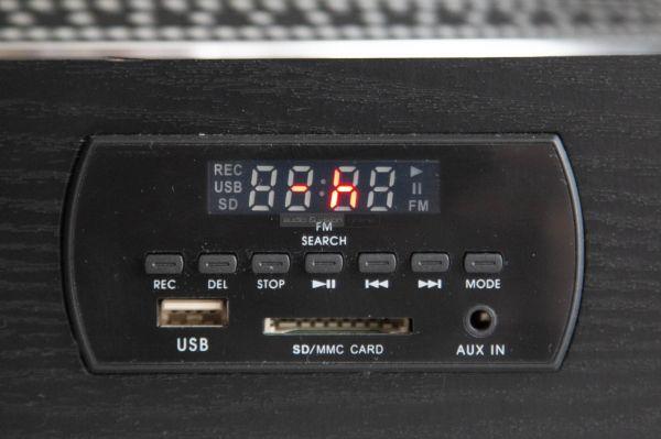 Hama TT3000RBT lemezjátszó kijelző