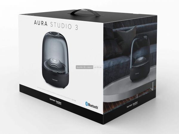 Harman Kardon Aura Studio 3 Bluetooth hangszóró doboz