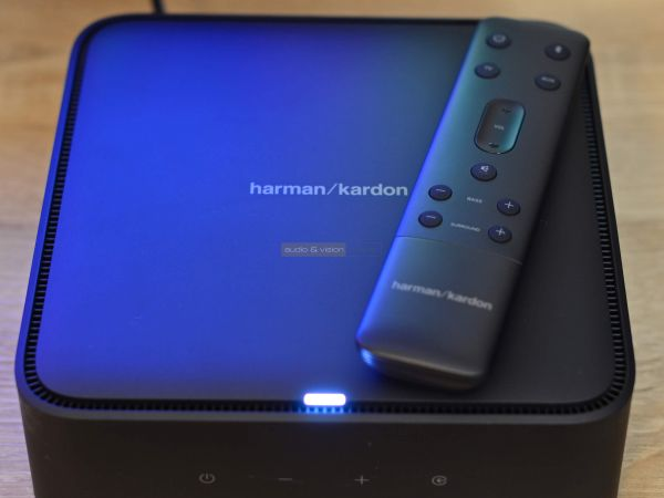 Harman Kardon Citation Amp hálózati sztereó erősítő távirányító