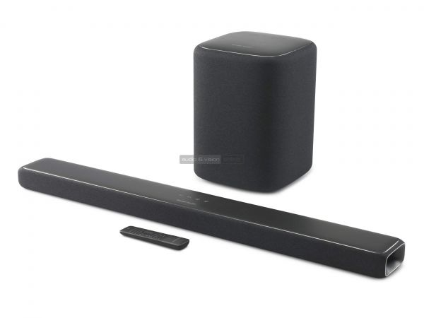 Harman Kardon Enchant 1300 soundbar és Enchant Sub mélyláda