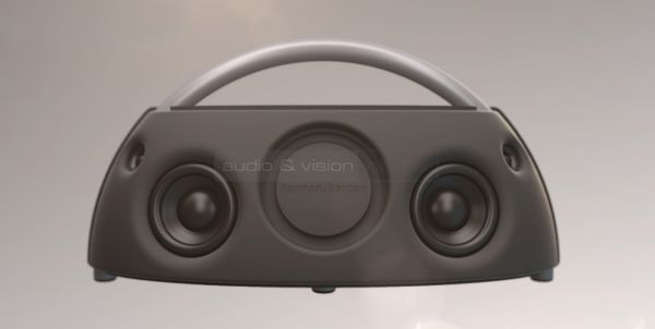 Harman Kardon Go+Play Bluetooth hangszóró