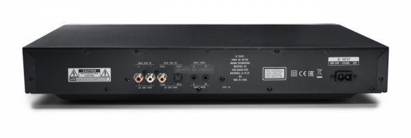 Harman Kardon HD 3700 CD-lejátszó hátlap