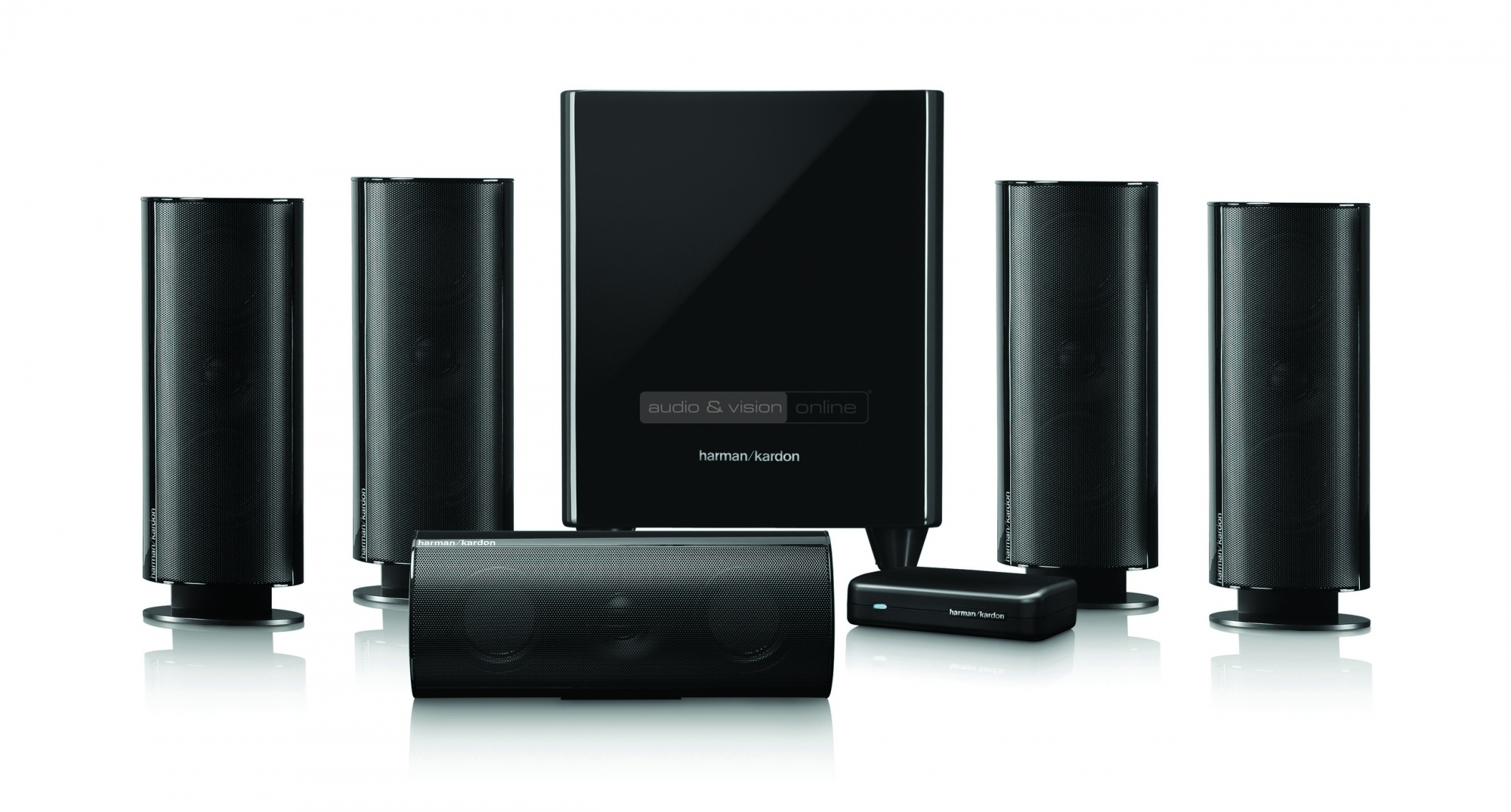 harman kardon hkts 65bq h zimozi hangfalszett teszt av. Black Bedroom Furniture Sets. Home Design Ideas