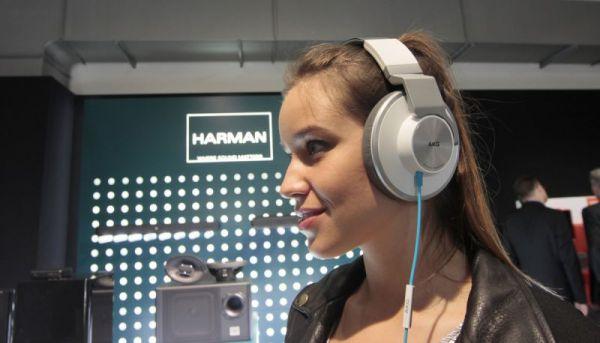 Harman Kardon JBL AKG IFA 2012