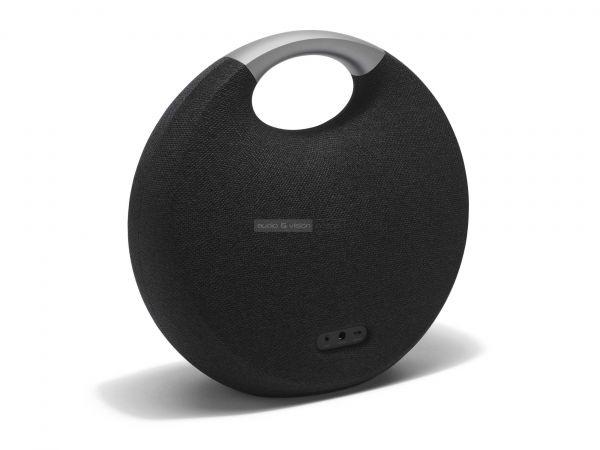 Harman Kardon Onyx Studio 5 Bluetooth hangszóró hátlap