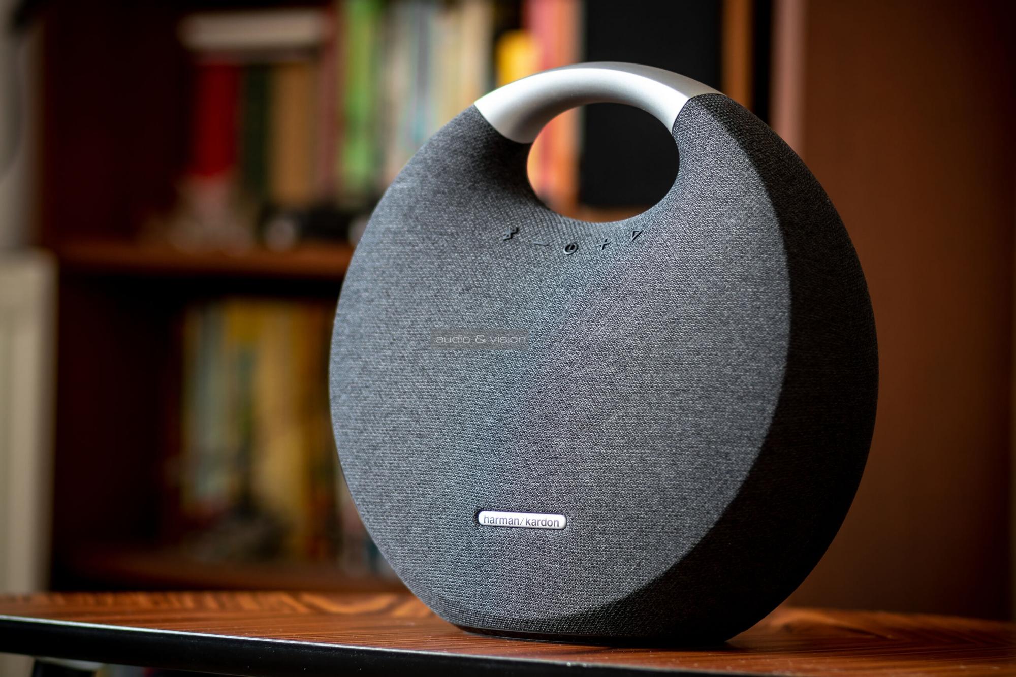 Harman Kardon Onyx Studio 5 Bluetooth hangszóró teszt | av