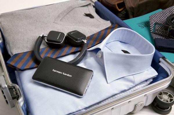 Harman Kardon Soho Wireless Bluetooth fejhallgató és Esquire Mini hangrendszer