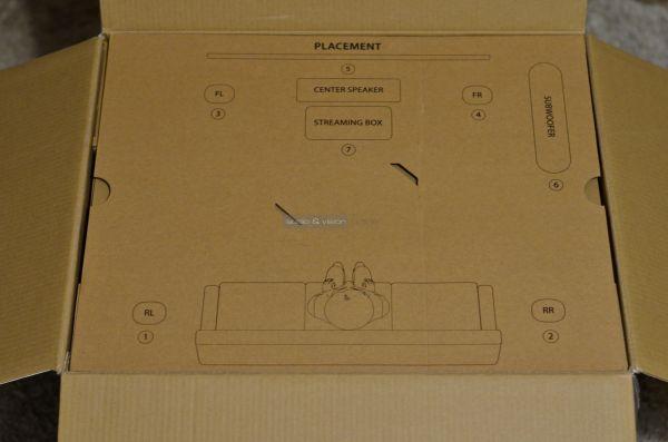 Harman Kardon Surround házimozi rendszer doboz