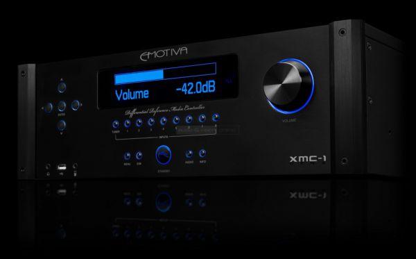 Emotiva XMC-1 házimozi processzor