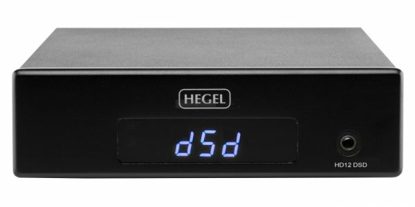 Hegel HD12 DSD DAC