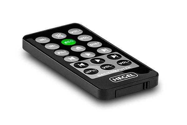 Hegel HD12 DSD DAC távvezérlő