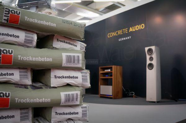 HIGH END 2014 Concrete Audio