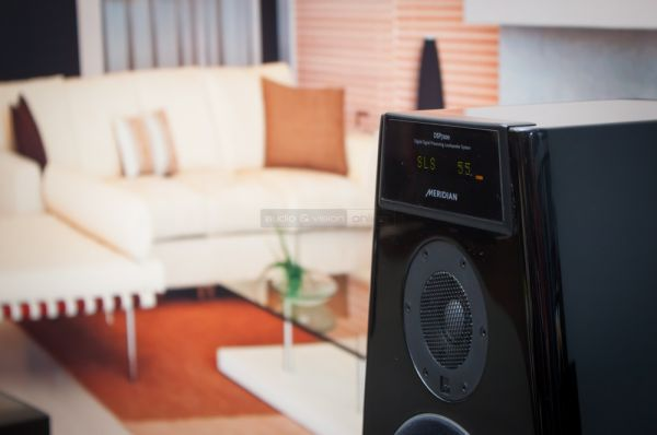 HIGH END 2014 Meridian DSP7200