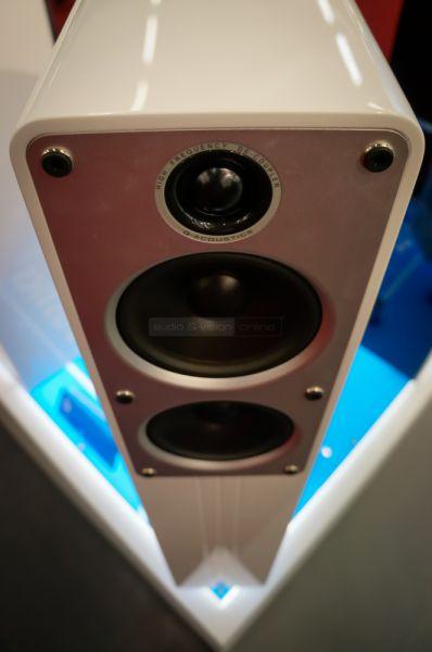 HIGH END 2014 Q Acoustics Concept 40 hifi hangfal