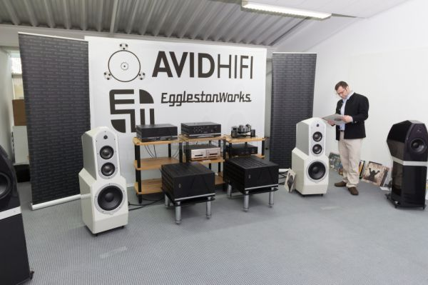 HIGH END 2015 AVID HIFI