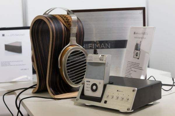 HIGH END 2015 HiFiMAN