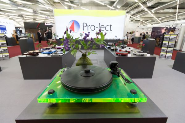 HIGH END 2015 Pro-Ject