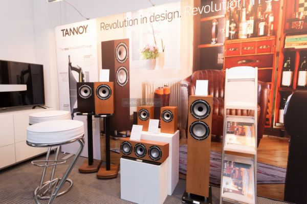 HIGH END 2015 Tannoy
