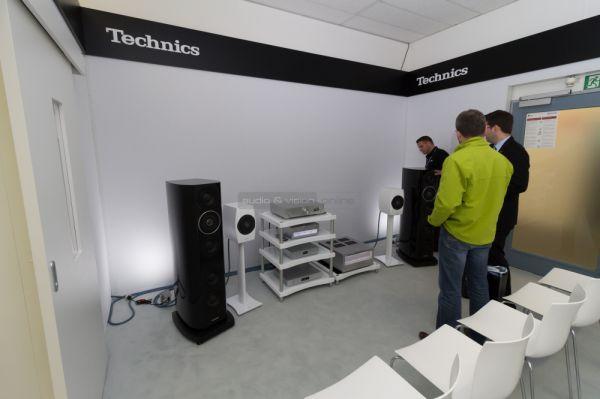 HIGH END 2015 Technics