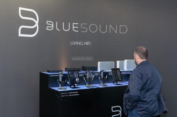 HIGH END 2016 BlueSound