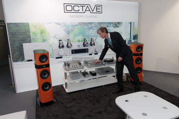 HIGH END 2016 OCTAVE
