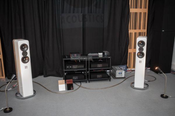 HIGH END 2016 Q Acoustics