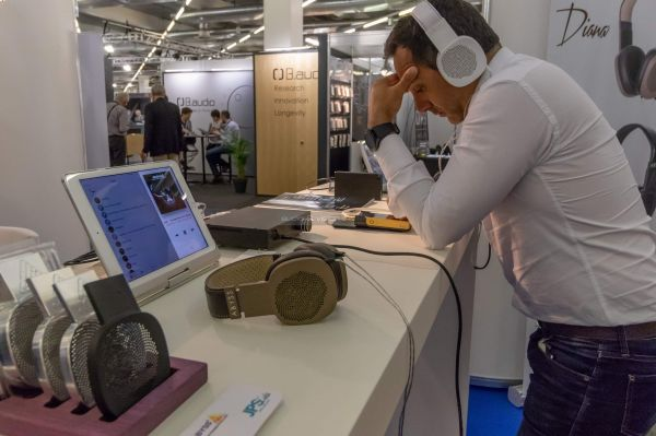 HIGH END 2018 München - ABYSS