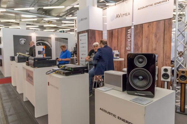 HIGH END 2018 München - Acoustic Energy