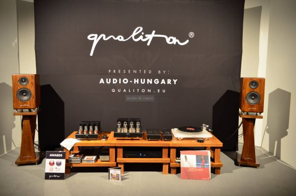 HIGH END 2018 München - Audio Hungary