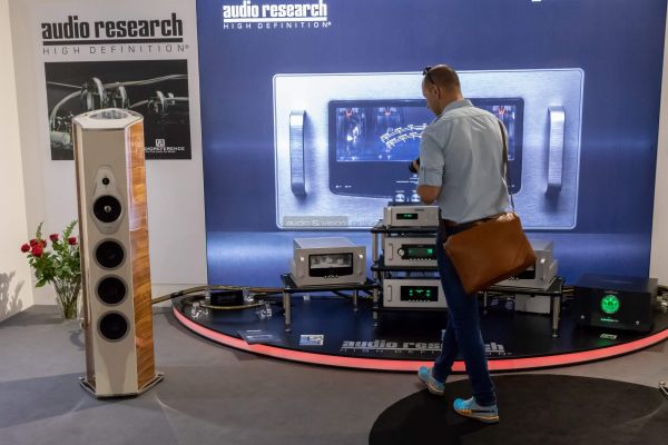 HIGH END 2018 München - Audio Research