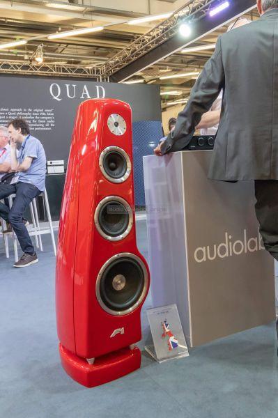 HIGH END 2018 München - AudioLab