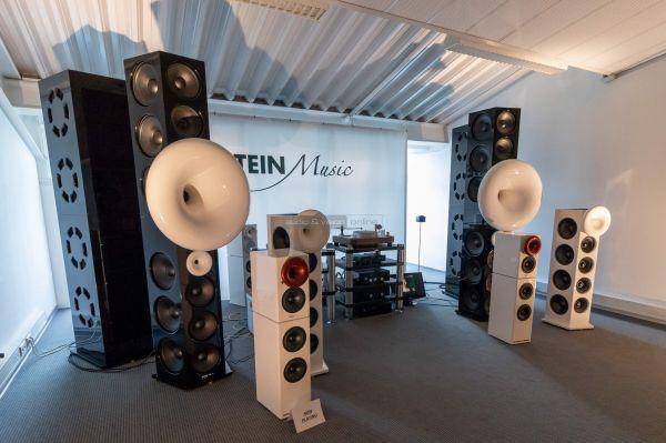HIGH END 2018 München - Stein Music