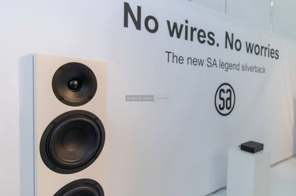 HIGH END 2018 München - System Audio