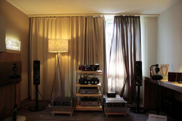 HIGH END SWISS kiállítás AcousticalBeauty