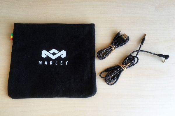 House of Marley Exodus ANC aktív zajzáras Bluetooth fejhallgató tartozékok